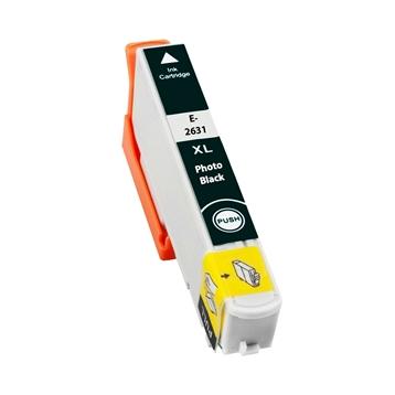 Logic-Seek 10 Tintenpatronen kompatibel zu Epson T2621 T2631-T2634 XL