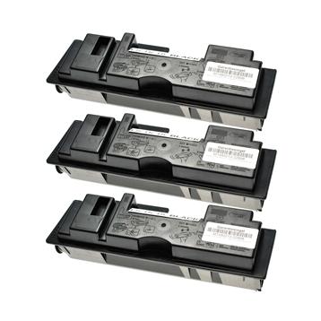 Logic-Seek 3 Toner kompatibel zu Kyocera TK-18 370QB0KX HC Schwarz