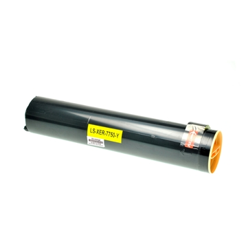 Logic-Seek  Toner kompatibel zu Xerox Phaser 7750 106R00655 HC Yellow