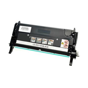 Logic-Seek  Toner kompatibel zu Dell 3110 PF030 593-10170 HC Schwarz