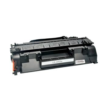 Logic-Seek 3 Toner kompatibel zu HP 05A CE505A HC Schwarz
