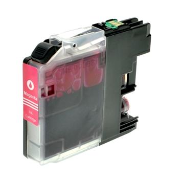 Logic-Seek  Tintenpatrone kompatibel zu Brother LC-125XLM XXL Magenta
