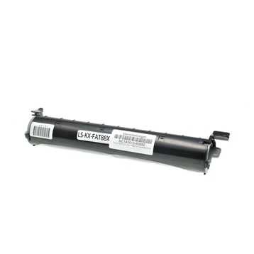 Logic-Seek  Toner kompatibel zu Panasonic KX-FAT88X HC Schwarz