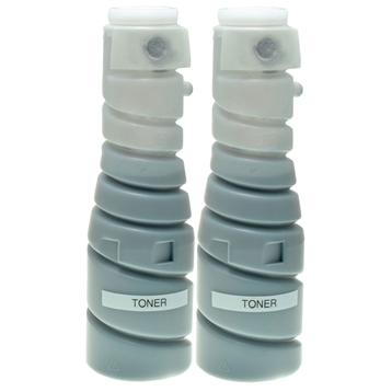 Logic-Seek 2 Toner kompatibel zu Konica Minolta 303B 8937-749 HC Schwarz