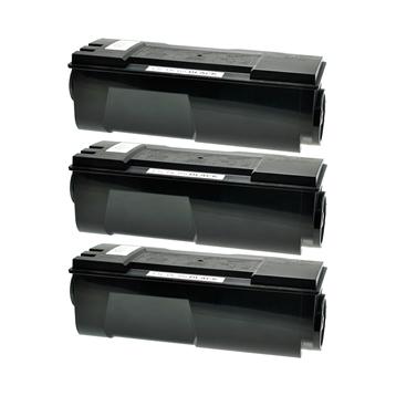 Logic-Seek 3 Toner kompatibel zu Kyocera TK-65 370QD0KX HC Schwarz