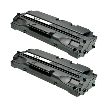 Logic-Seek 2 Toner kompatibel zu Lexmark E210 10S0150 HC Schwarz