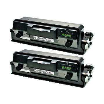 Logic-Seek 2 Toner kompatibel zu Samsung M3325 XL 204E MLT-D204E/ELS UHC Schwarz