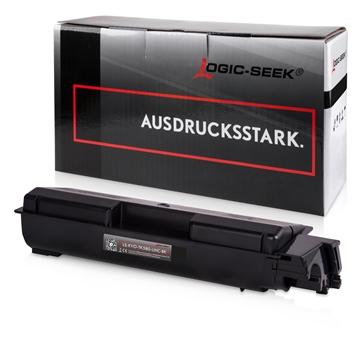 Logic-Seek  Toner kompatibel zu Kyocera TK-580K 1T02KT0NL0 UHC Schwarz
