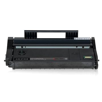 Logic-Seek  Toner kompatibel zu Ricoh Aficio SP 100 TYPESP100LE 407166 HC Schwarz