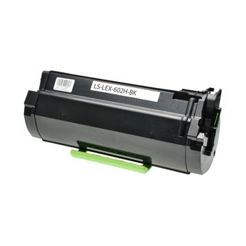 Logic-Seek  Toner kompatibel zu Lexmark MX310 MX410 602H 60F0HA0 HC Schwarz