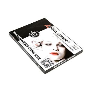 Logic-Seek Fotopapier 13x18 Matt 250g 250x E250M250