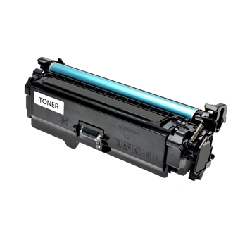 Logic-Seek 3 Toner kompatibel zu Canon Cartridge 723BK 2644B002 HC Schwarz