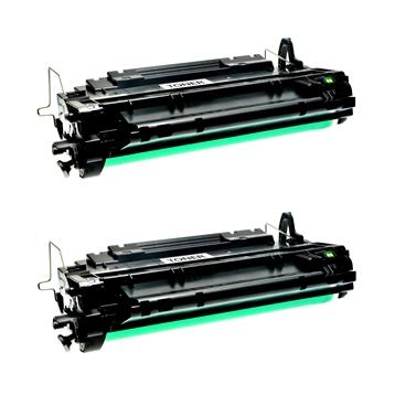 Logic-Seek 2 Toner kompatibel zu Canon Cartridge 724 3481B002 HC Schwarz