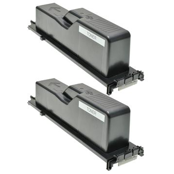 Logic-Seek 2 Toner kompatibel zu Canon GP-200 1388A002 HC Schwarz