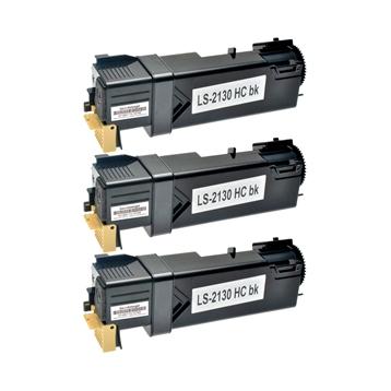 Logic-Seek 3 Toner kompatibel zu Dell 2130 FM064 593-10312 HC Schwarz