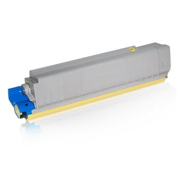 Logic-Seek  Toner kompatibel zu OKI MC861 XL 44059253 UHC Yellow