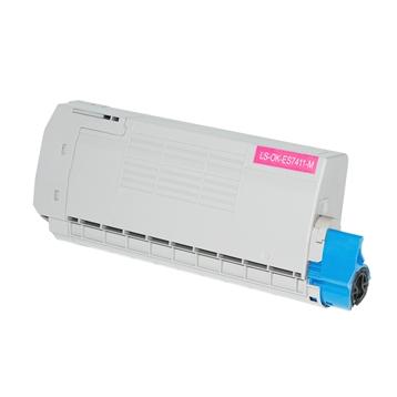 Logic-Seek  Toner kompatibel zu OKI ES7411 44318618 HC Magenta