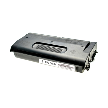 Logic-Seek 2 Toner kompatibel zu Epson EPL-3000 S051020 C13S051020 HC Schwarz