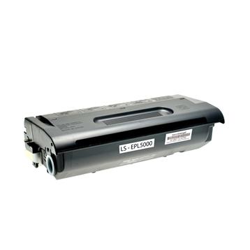 Logic-Seek 2 Toner kompatibel zu Epson EPL-5000 C13S051011 HC Schwarz