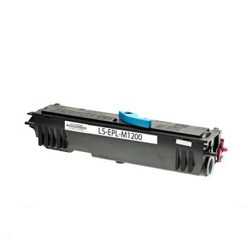 Logic-Seek 3 Toner kompatibel zu Epson M1200 0521 C13S050521 HC Schwarz