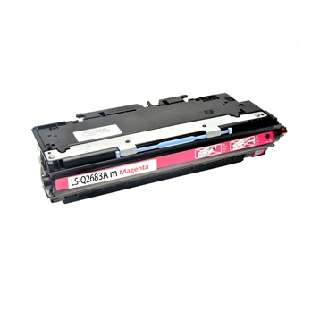 Logic-Seek 4 Toner kompatibel zu HP Q2670A Q2681A-Q2683A 3700 HC