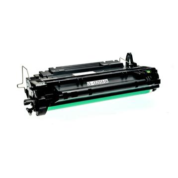 Logic-Seek 3 Toner kompatibel zu HP 55A CE255A HC Schwarz