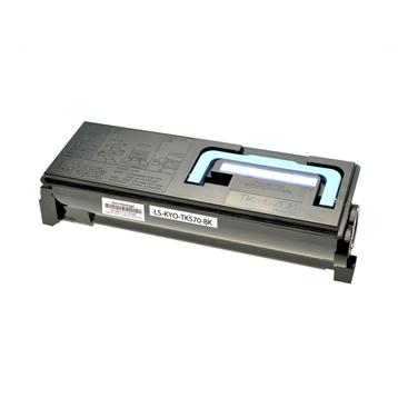 Logic-Seek 2 Toner kompatibel zu Kyocera TK-570K 1T02HG0EU0 HC Schwarz