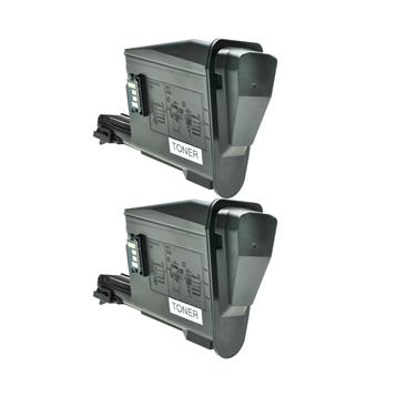Logic-Seek 2 Toner kompatibel zu Kyocera TK-1115 1T02M50NL0 HC Schwarz