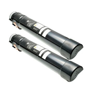 Logic-Seek 2 Toner kompatibel zu Lexmark C950 C950X2KG HC Schwarz