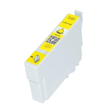 Logic-Seek  Tintenpatrone kompatibel zu Epson Stylus WF3620 27XL C13T27144010 XL Yellow
