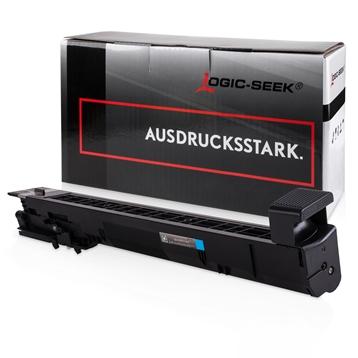 Logic-Seek  Toner kompatibel zu HP 826A CF311A HC Cyan