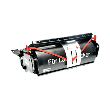 Logic-Seek 2 Toner kompatibel zu Lexmark Optra T630 12A7362 HC Schwarz