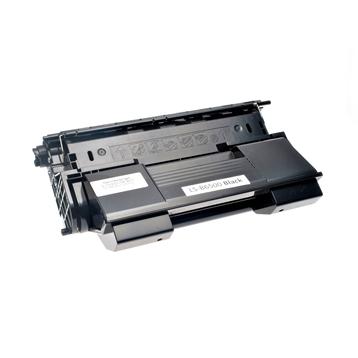 Logic-Seek 3 Toner kompatibel zu OKI B6500 9004462 HC Schwarz