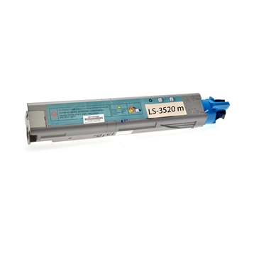Logic-Seek 5 Toner kompatibel zu OKI C3520 HC