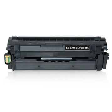 Logic-Seek 2 Toner kompatibel zu Samsung CLP-680 K506L CLT-K506L/ELS HC Schwarz