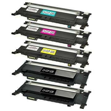 Logic-Seek 5 Toner kompatibel zu Samsung CLX-3185 HC