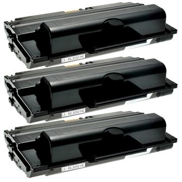 Logic-Seek 3 Toner kompatibel zu Samsung ML-3050 ML-D3050B/ELS HC Schwarz