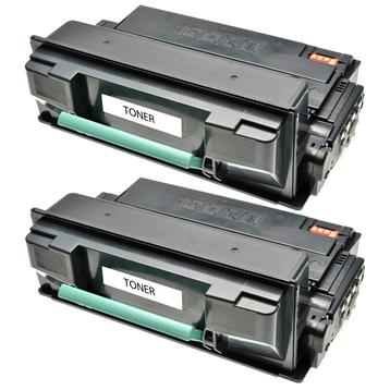 Logic-Seek 2 Toner kompatibel zu Samsung ML-3750 MLT-D305L/ELS HC Schwarz