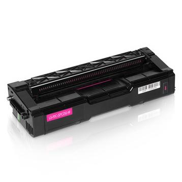 Logic-Seek  Toner kompatibel zu Ricoh Aficio SPC 250 407545 HC Magenta
