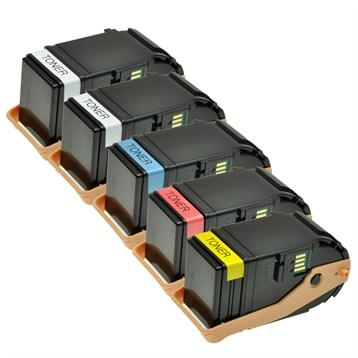 Logic-Seek 5 Toner kompatibel zu Epson C9300 HC
