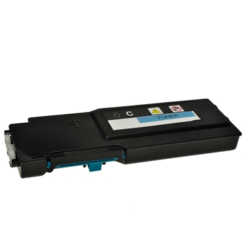 Logic-Seek 4 Toner kompatibel zu Dell C2660 XL HC