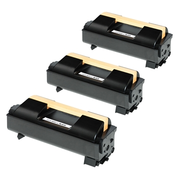 Logic-Seek 3 Toner kompatibel zu Xerox Phaser 4600 106R01533 HC Schwarz