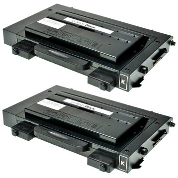 Logic-Seek 2 Toner kompatibel zu Xerox Phaser 6100 106R00684 HC Schwarz