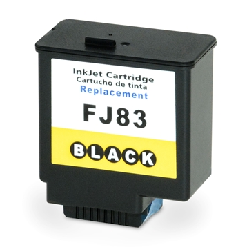 Logic-Seek  Tintenpatrone kompatibel zu Olivetti FJ83 B0797 XL Schwarz