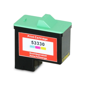Logic-Seek  Tintenpatrone kompatibel zu Primera 53330 XL Color