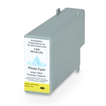 Logic-Seek 12 Tintenpatronen kompatibel zu Canon PFI-101 XL