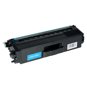 Logic-Seek  Toner kompatibel zu Brother TN-900C HC Cyan