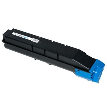 Logic-Seek  Toner kompatibel zu Kyocera TK-8600C 1T02MNCNL0 HC Cyan