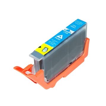 Logic-Seek  Tintenpatrone kompatibel zu Canon PGI-9C 1035B001 XL Cyan