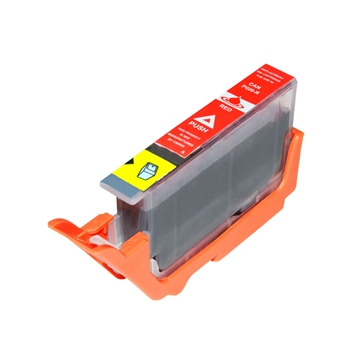 Logic-Seek  Tintenpatrone kompatibel zu Canon PGI-9R 1040B001 XL Rot
